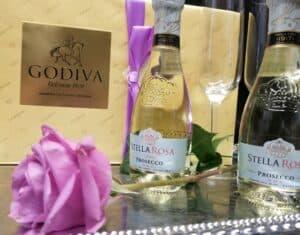 Godiva-Stella Rosa Romance Combo Special