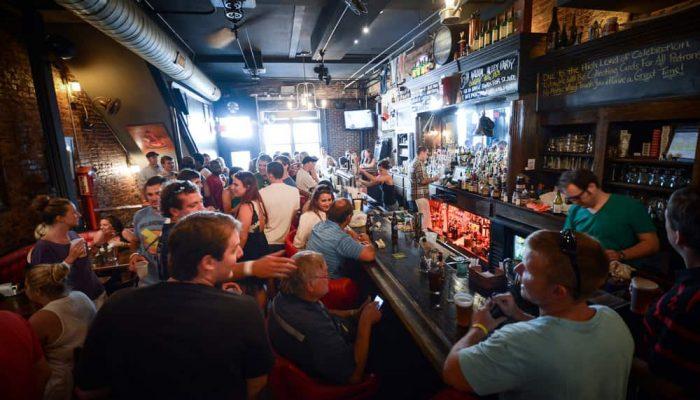 Bardog Tavern Downtown Memphis Bar and Restaurant